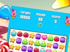 Nice match 6 - Candy Advanture 1.0 Screenshot