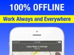 Nice Offline Map and Travel Trip Guide 1.0 Screenshot