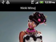 nicki minaj ringtones and wall 1.4 Screenshot