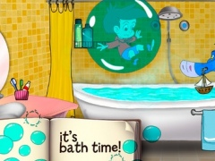 Nico & Draco: Bath time 1.0.3 Screenshot