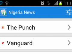 Nigeria News 8.4.8 Screenshot