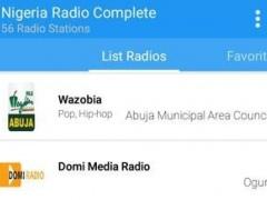 Nigeria Radio Complete 1.0 Screenshot