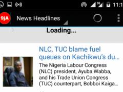 Nigerian Music & Jobs 1.0 Screenshot