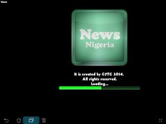 Nigerian News 2015 6.0 Screenshot