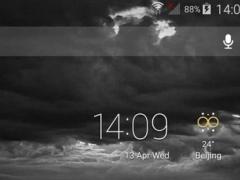 Night city theme-ABC Launcher 1.4.0 Screenshot