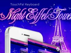 Night Eiffel Tower - Keyboard 6.1.23 Screenshot