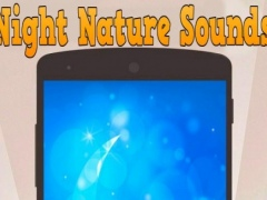 Night Nature Sounds 1.1 Screenshot