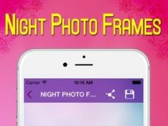 Night Photo Frames 1.0 Screenshot