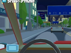 Night Traffic Chase Simulator 1.0.0.1026 Screenshot