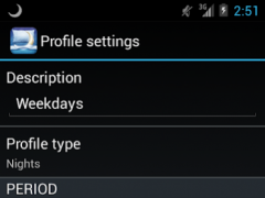 Nights Keeper (do not disturb) 2.7.8 Screenshot