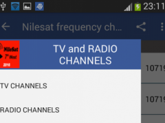 Frequency Channels for Nilesat 3 1 Free Download
