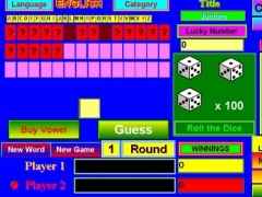 Nimmer's Wheel of Fortune 3.6.0 Screenshot