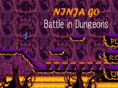 Ninja Go! Battle in Dungeons 1.3 Screenshot