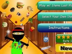 Ninja Kitchen 2.0 Screenshot