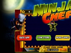 Ninja Mega Slots Blackjack Free Game with Slots: Free Games HD ! 1.0 Screenshot