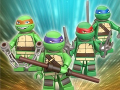Ninja Mutate for Turtle Games 1.0.0 Screenshot