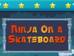 Ninja on a Skateboard 1.0.1 Screenshot