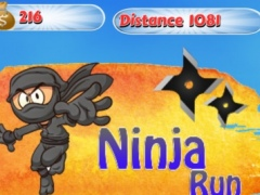 Ninja Run 3D 1.1 Screenshot