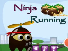 Ninja Running Saga 1.0 Screenshot