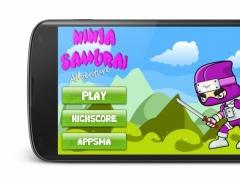 Ninja Samurai Adventure 1.0 Screenshot