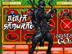 Ninja Samurai Slots Jackpot 1.0 Screenshot