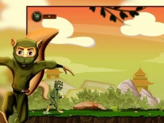Ninja Squirrel 1.01 Screenshot