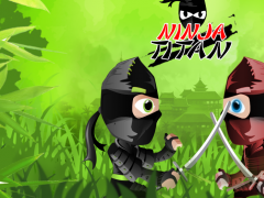 Ninja Titan-Ninja Shadow Fight 1.0 Screenshot