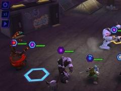 Review Screenshot - Ninja Game – Enjoying Fighting Bad Guys with Your Favorite Ninjas