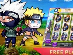 Ninja Villages: Play Themed Games & Las Vegas Slot Poker Fantasy Machines 1.0 Screenshot