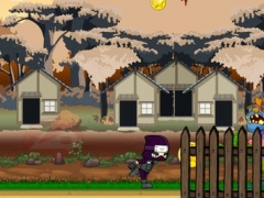 Ninja Vs Zombie Pro 1.0 Screenshot