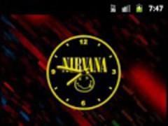 Nirvana Analog Clock 1.01 Screenshot
