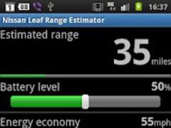Nissan Leaf Range Estimator 2.01 Screenshot