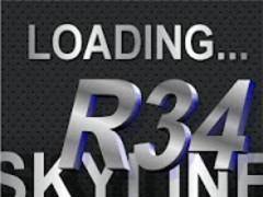 Nissan Skyline R34 GTR Free 1.1.1 Screenshot