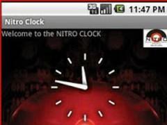 Nitro Clock 1.01 Screenshot