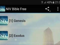 NIV Bible Free 1.0 Screenshot