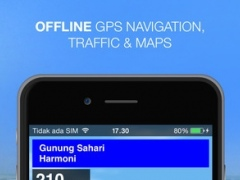 NLife Indonesia - Offline GPS Navigation & Maps 1.6.13 Screenshot