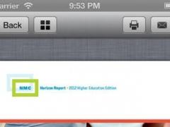NMC Horizon EdTech Weekly 1.0.7 Screenshot