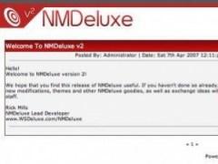 NMDeluxe 1.1.0 Screenshot
