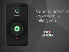 NO SHOW Privacy Hide Caller ID  Screenshot