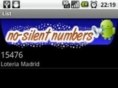 No-Silent Numbers 1.01 Screenshot