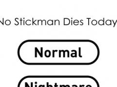 No Stickman Dies Today! 1.0 Screenshot
