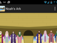 Noah's Ark Bible Match Game 1.0.0 Screenshot