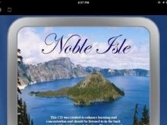 Noble Isle for iPad 1.1 Screenshot