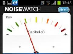NoiseWatch 2.0 Screenshot