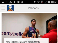 NOLA.com: Pelicans News 3.6.2e Screenshot