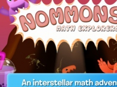 Nommons Math Explorers: Multiplication, Division and More - A Sylvan Edge App 1.3.2 Screenshot