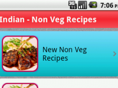 Non Veg Recipes 1.0 Screenshot