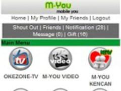NontonTV di M-You.com 1.0 Screenshot