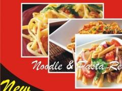 Noodle and Pasta Recipes 6.1 Screenshot