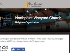 Northpoint Vineyard - Granger 1.0 Screenshot